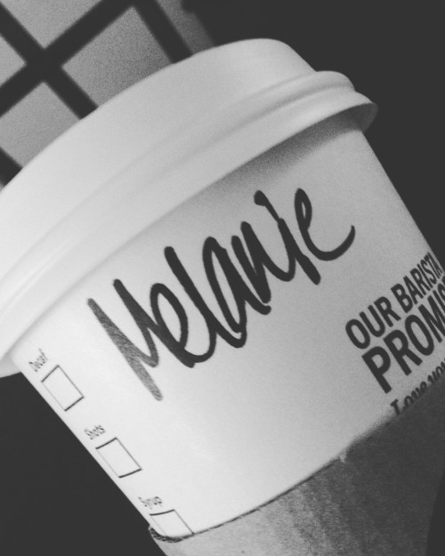 my name on a cup